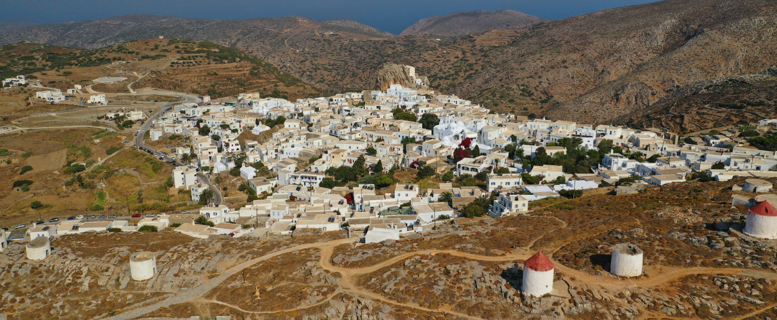 Amorgos Town: A trip to the endless blue