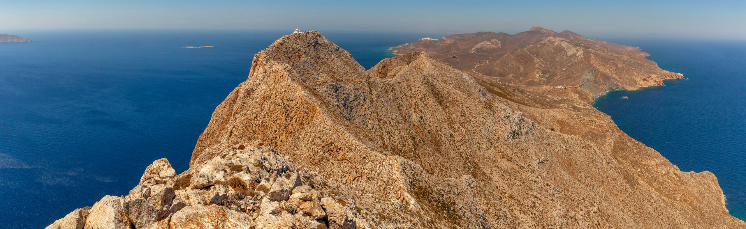 Anafi, the Gibraltar of the Aegean