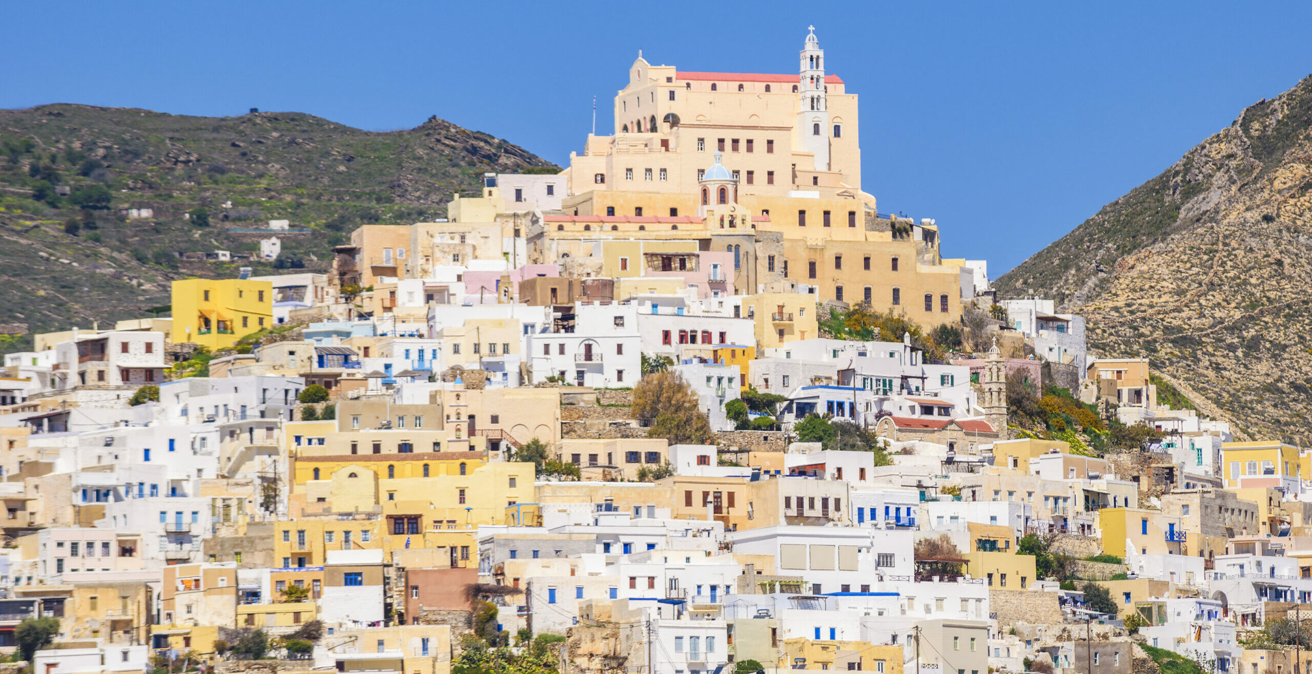 CNN: These are 17 most beautiful Greek villages