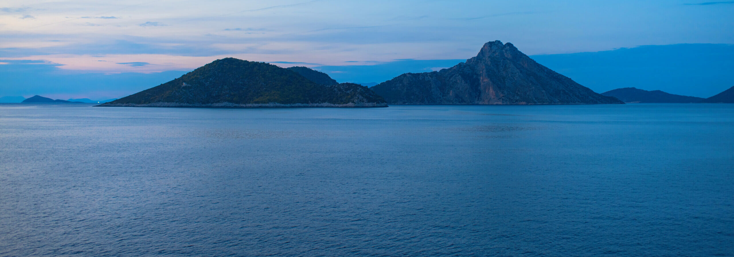Asteris: The majestic Homeric and majestic island in the Ionian Sea