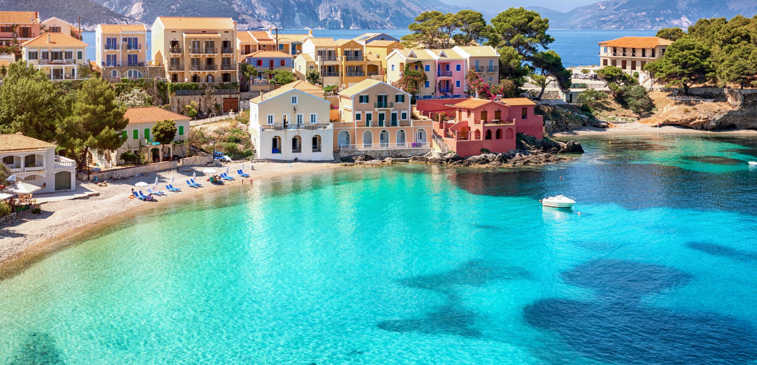 Assos: The exotic paradise in Kefalonia