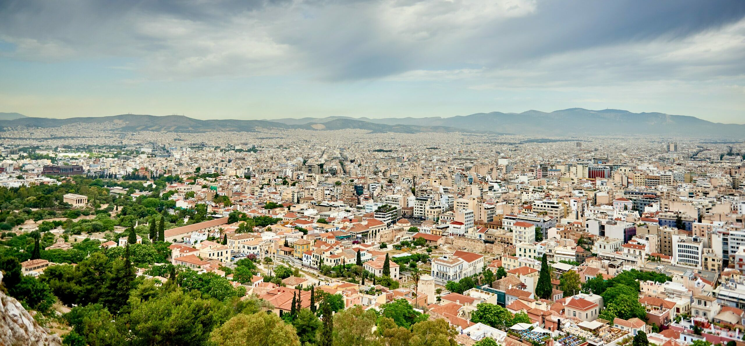 Five districts in Athens that few know exist