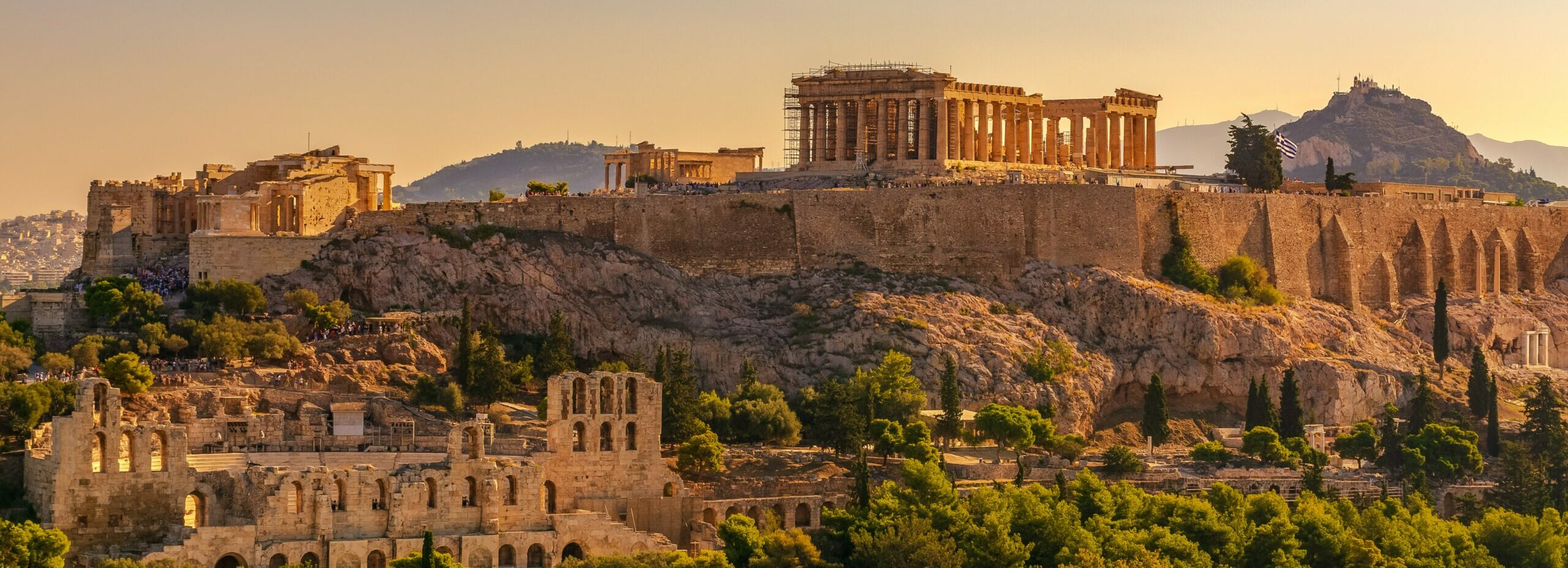 The secret that the Acropolis hides at its feet