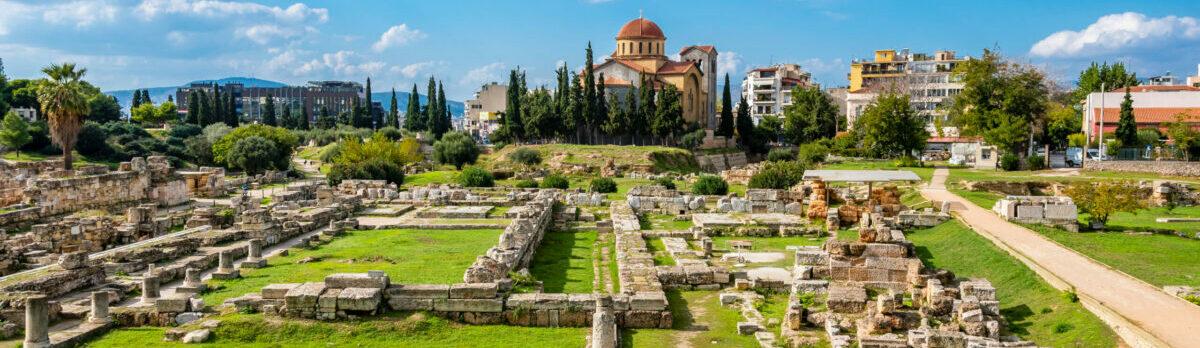 Kerameikos: An open-air museum in the center of Athens
