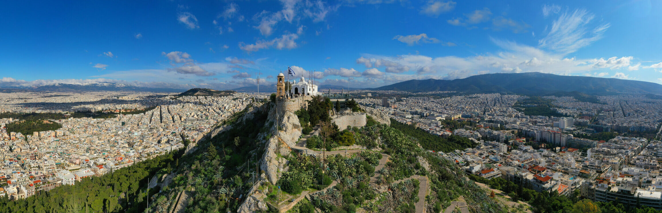 Lycabettus hill: Five things you may not know