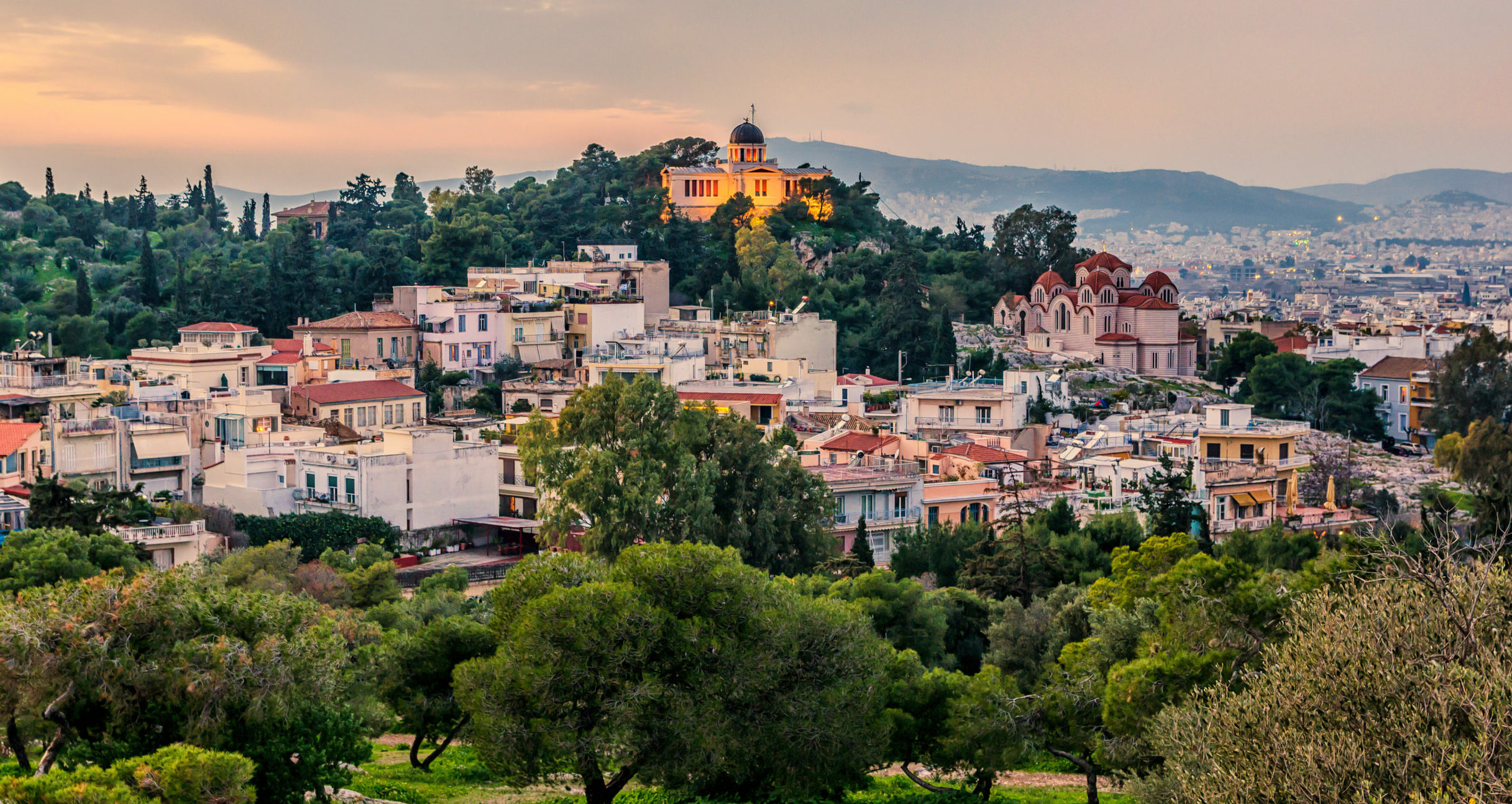 Why Thiseion is the wrong name for this district of Athens