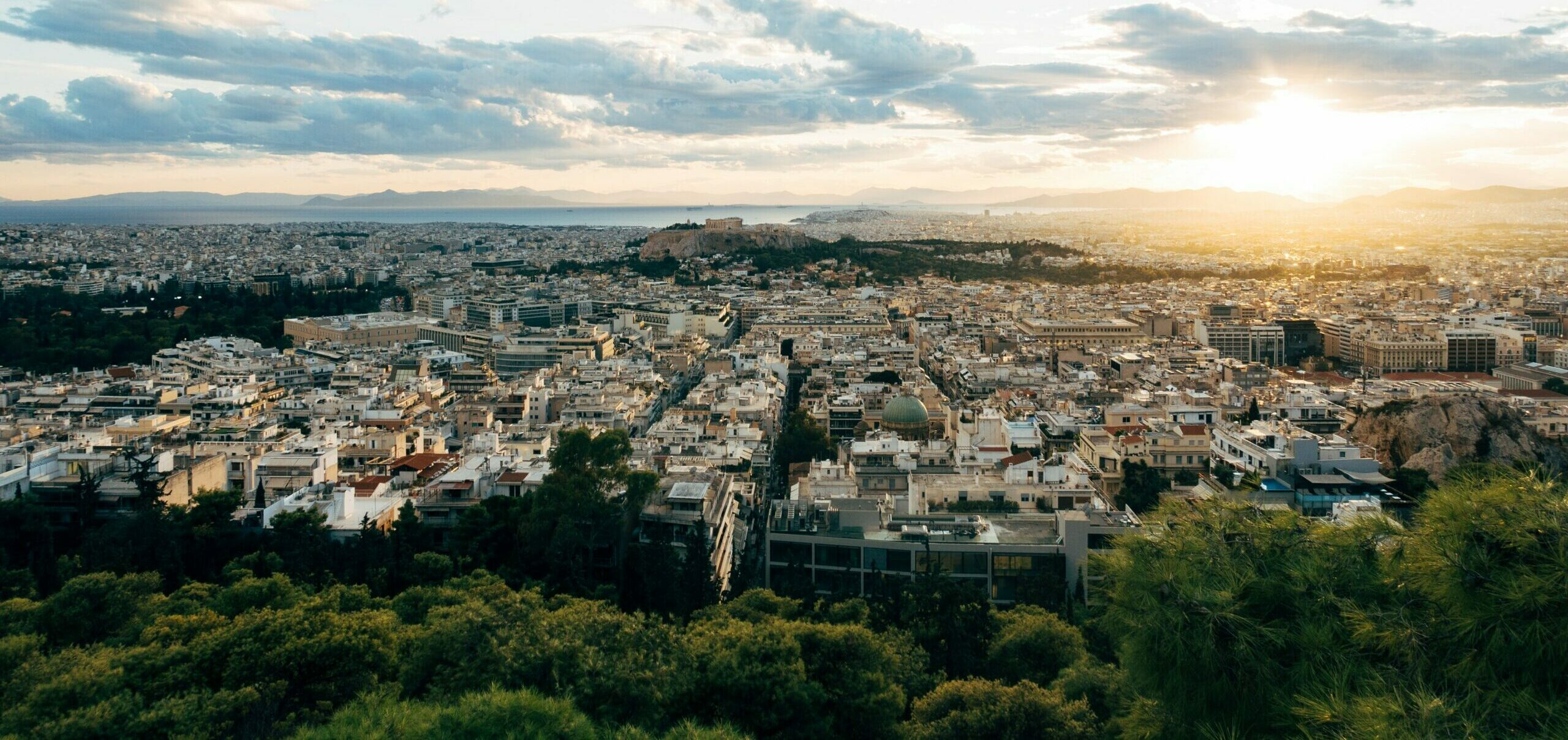 Areas of Athens that changed their names over the years