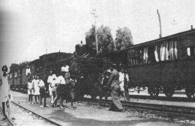 The Beast, or Attica's first suburban train