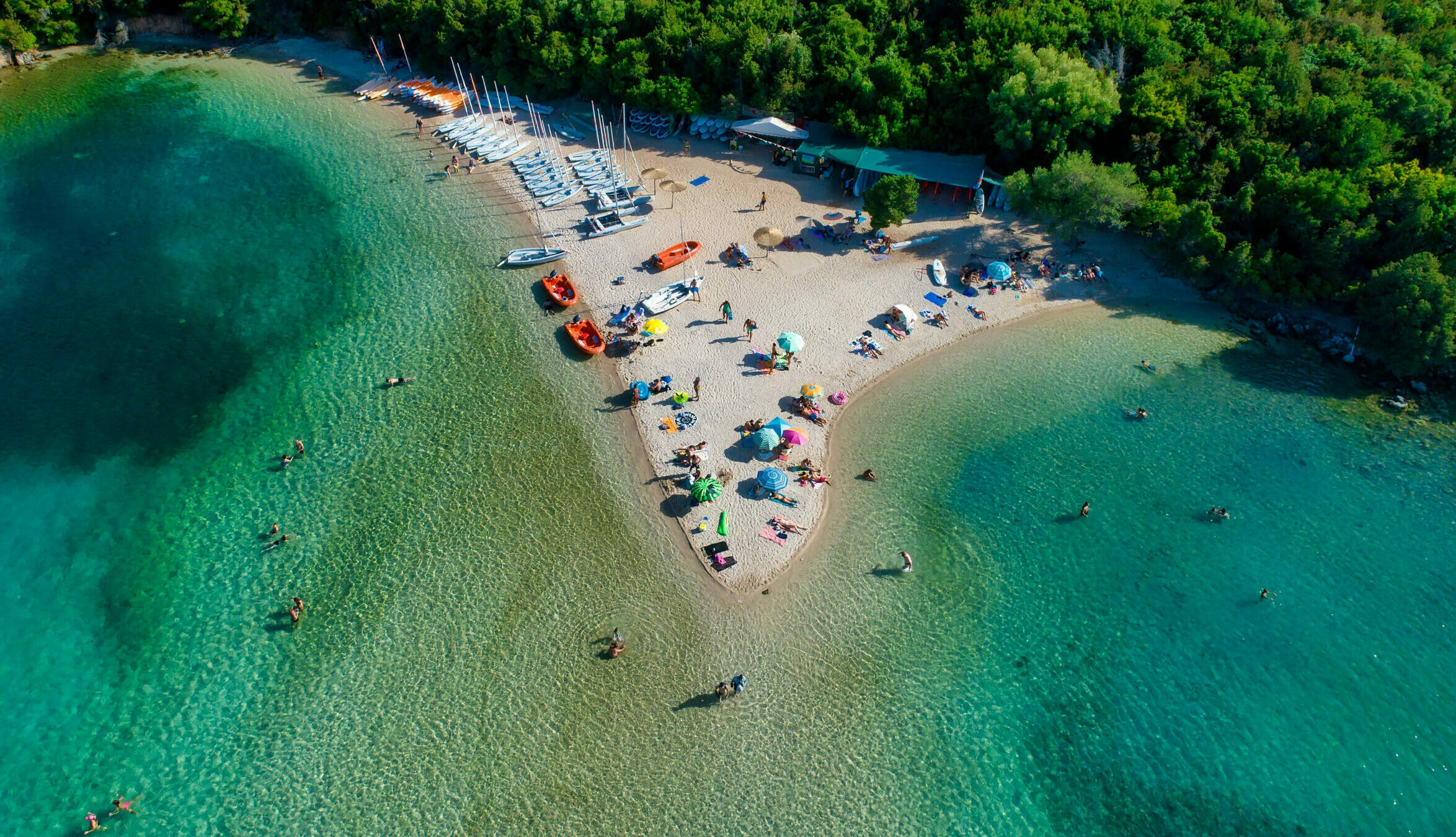 Bella Vraka: The exotic beach with pink sand