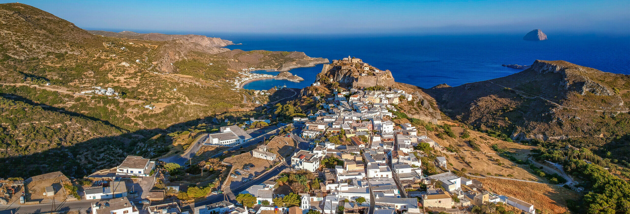 Kythera: a tour of quaint Hora and the castle