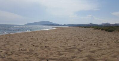 Christea Beach: The quiet and unknown of Attica