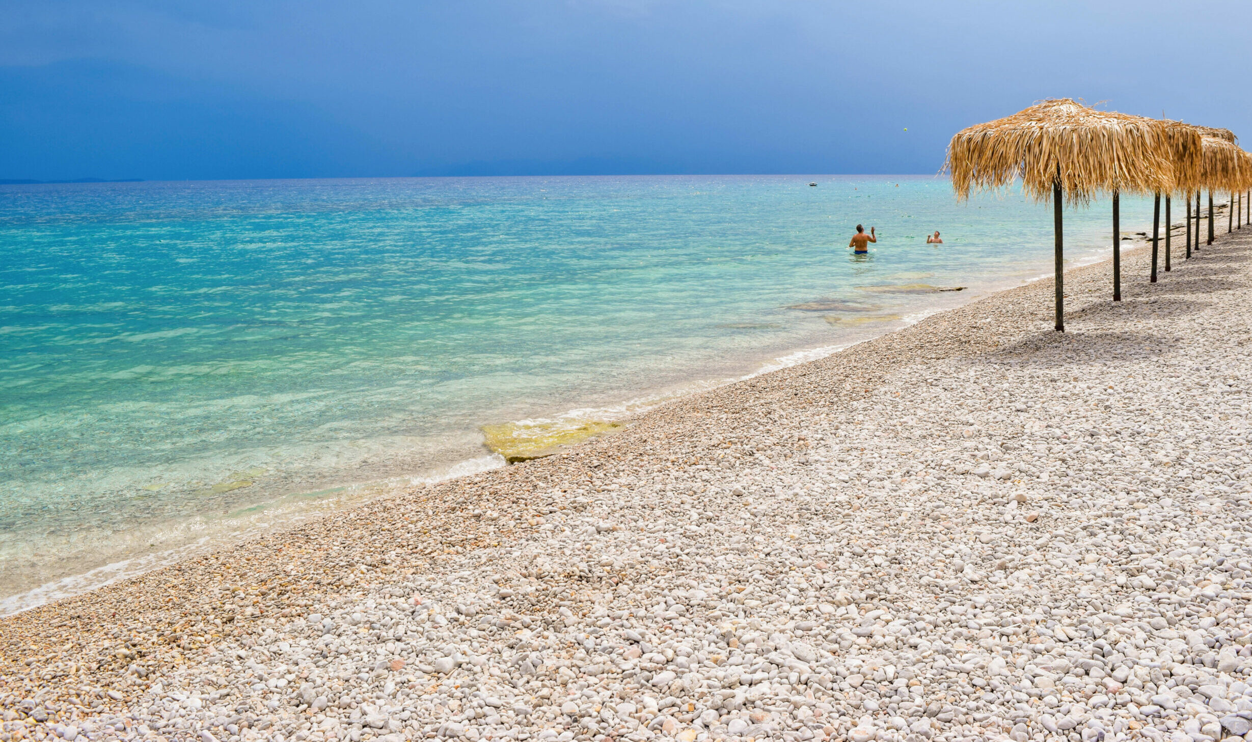 Corinthian Gulf beaches – ideal for day trips from Athens