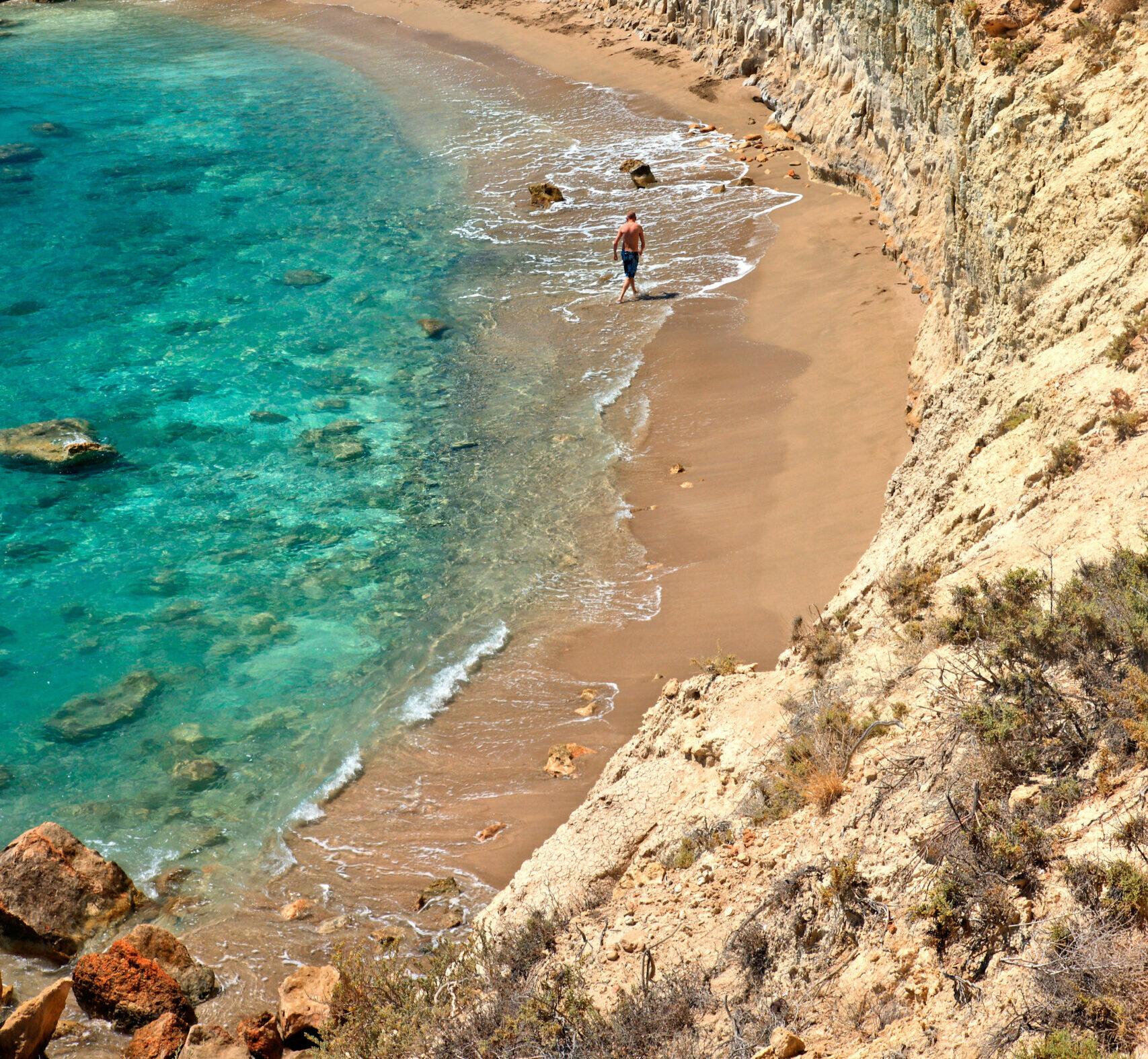 Argilos: The Greek beach you have… natural spa