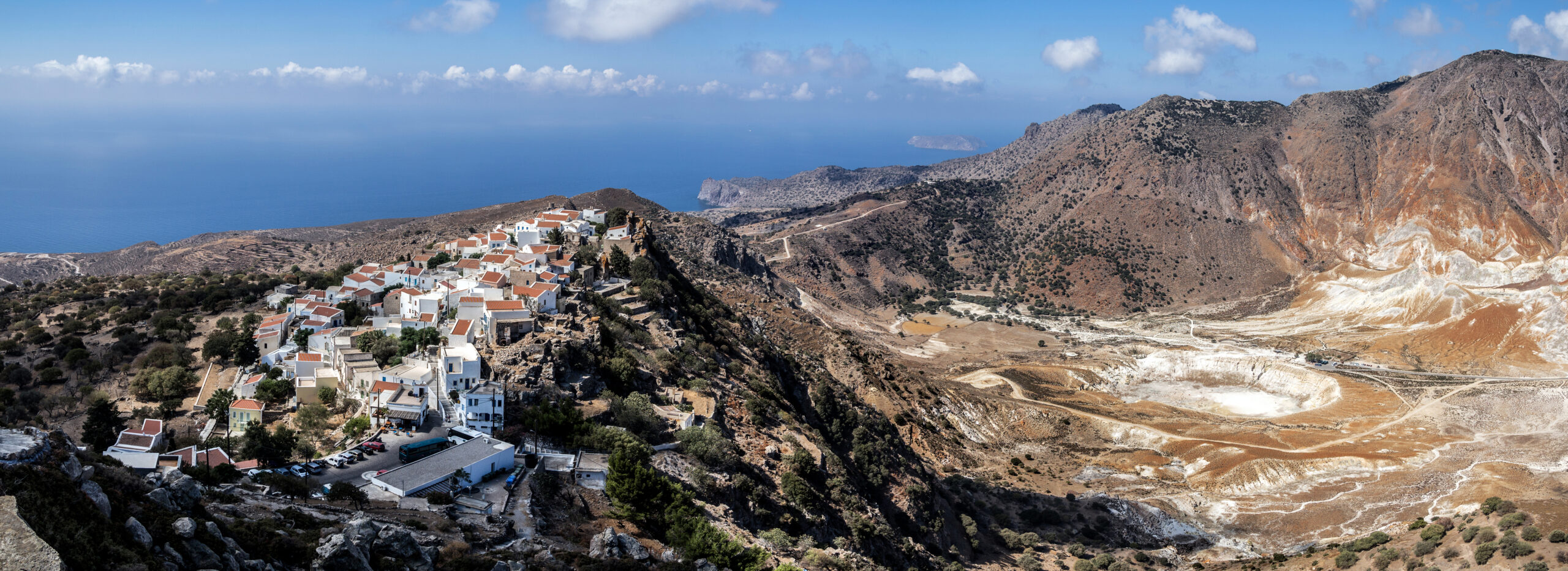 Holidays on the volcano island of Greece – And no, it's not Santorini