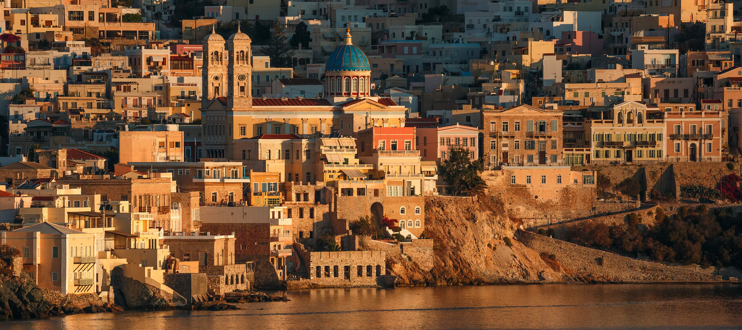 Syros: A gastronomic trip with the traditional recipe for loukoumia (Turkish delights)