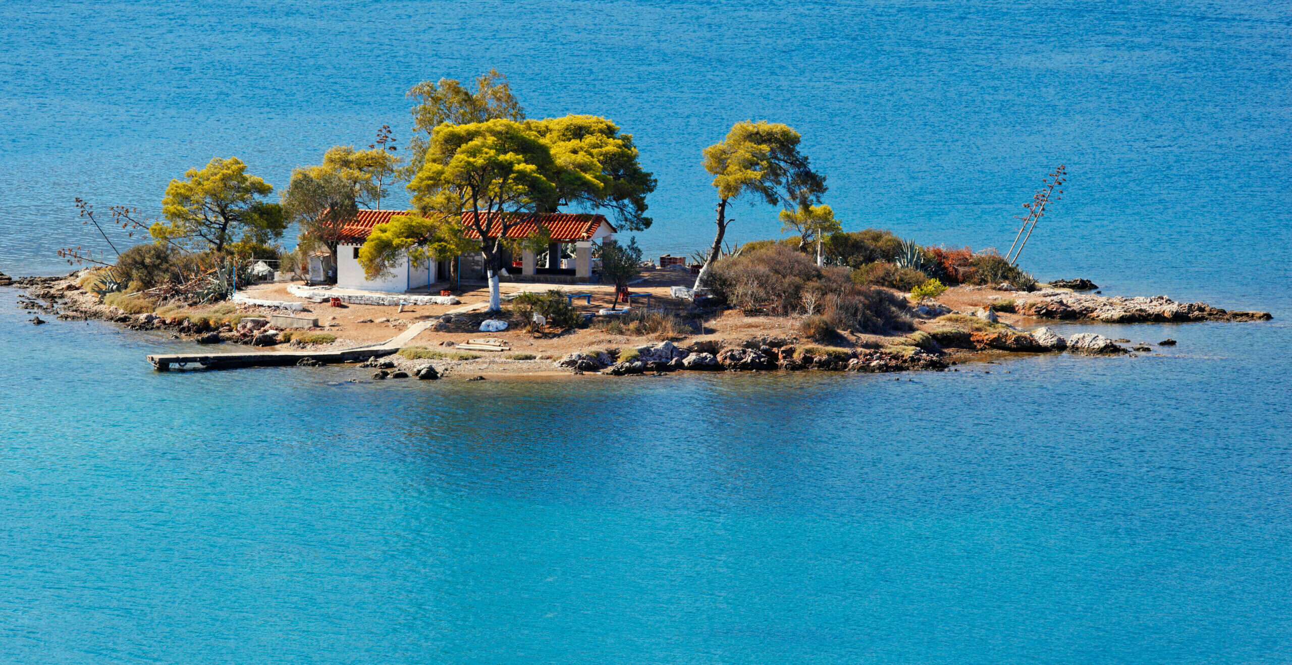 Daskalio: The famous island of love