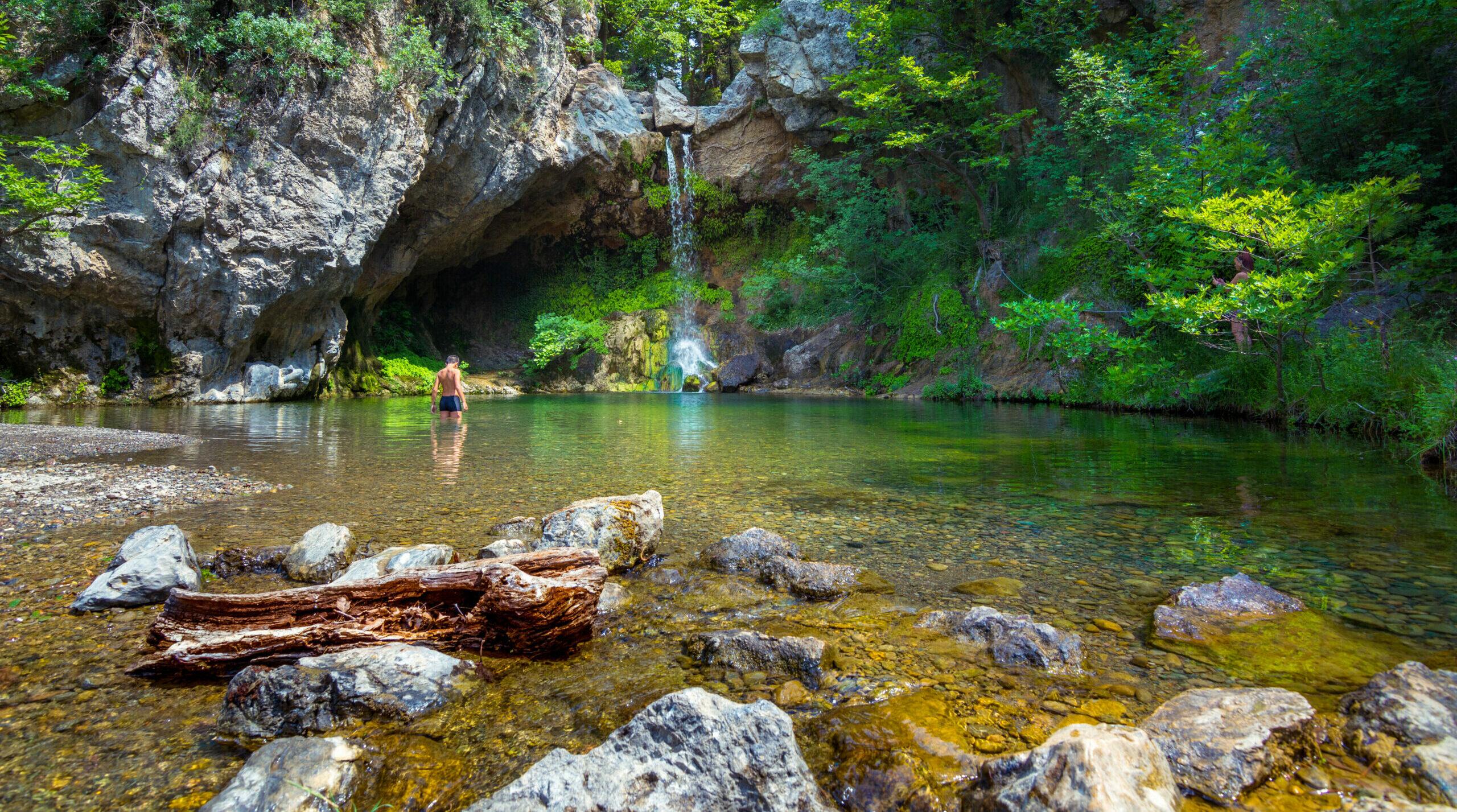 Evia: Drymonas, a perfect destination for a day trip
