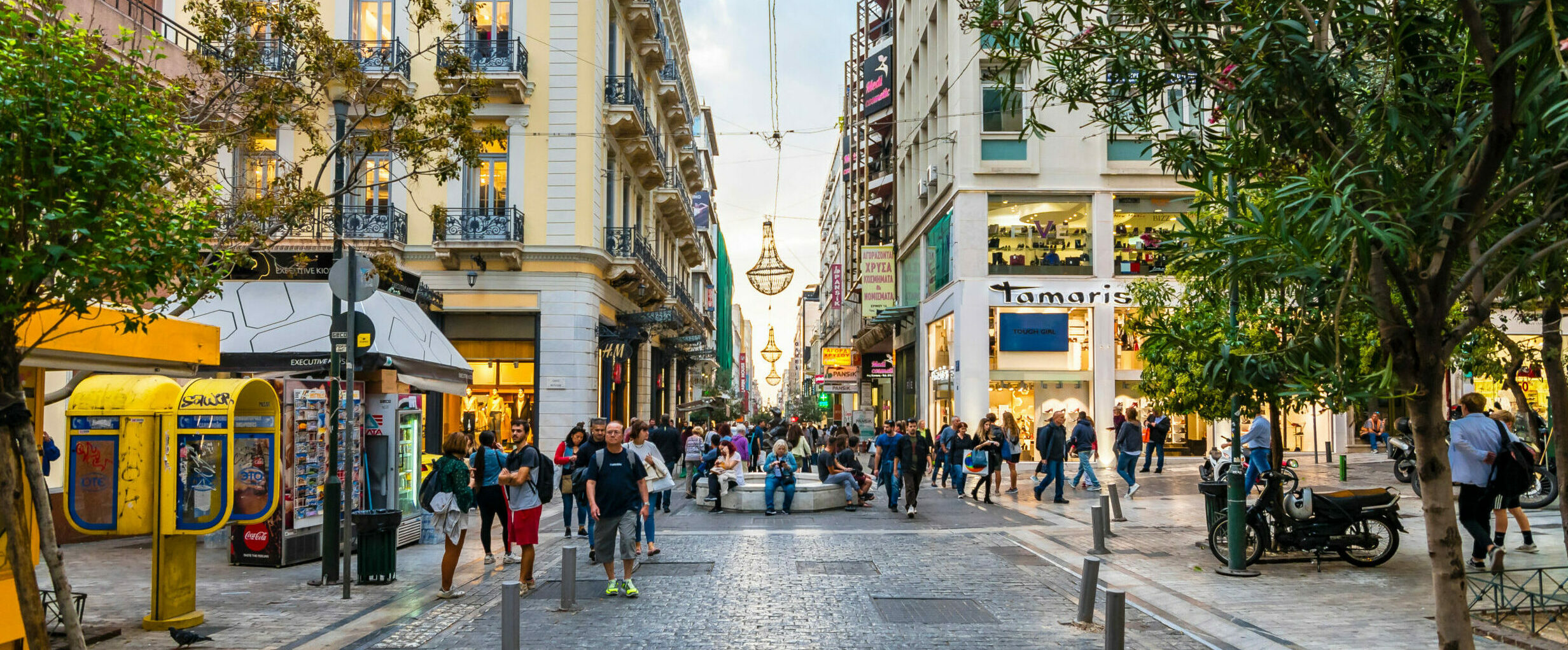 Ermou street: Why the most commercial street of Athens was given that name.