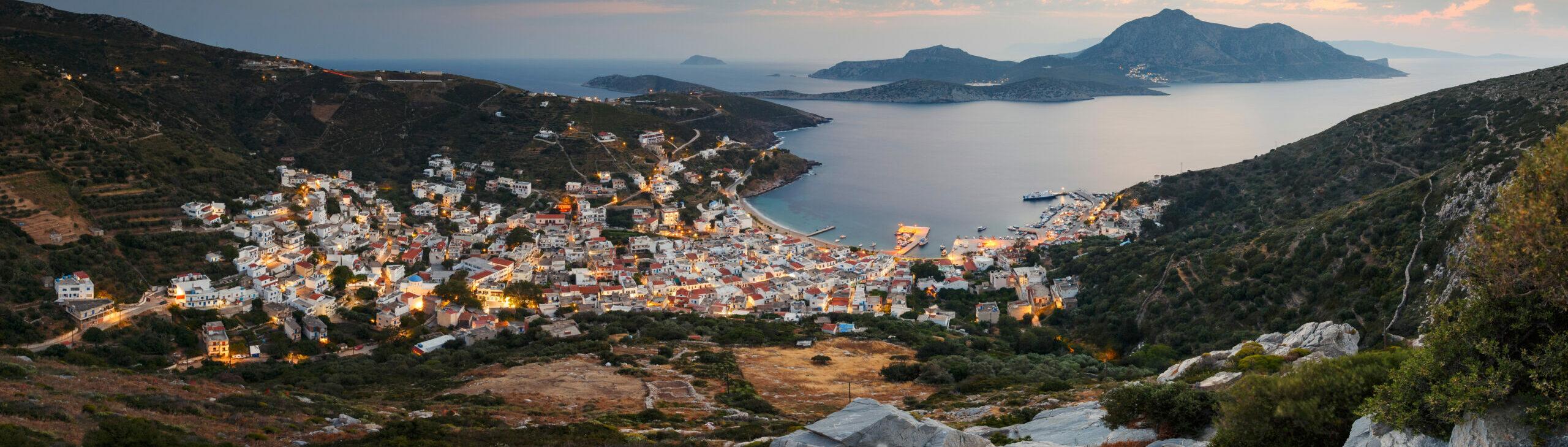 Fournoi: The quiet island of the eastern Aegean Sea