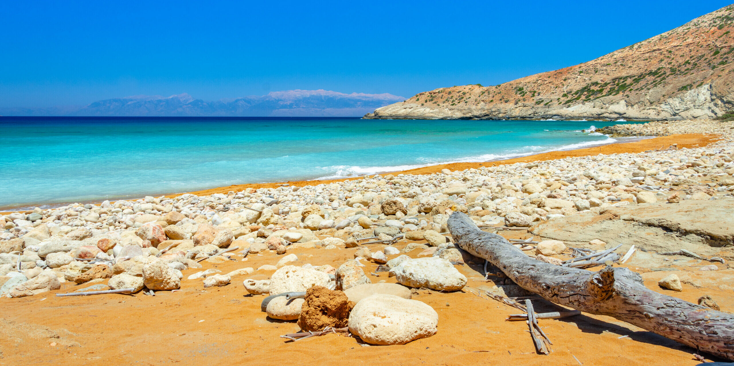 Gavdos island – just sit and enjoy the view