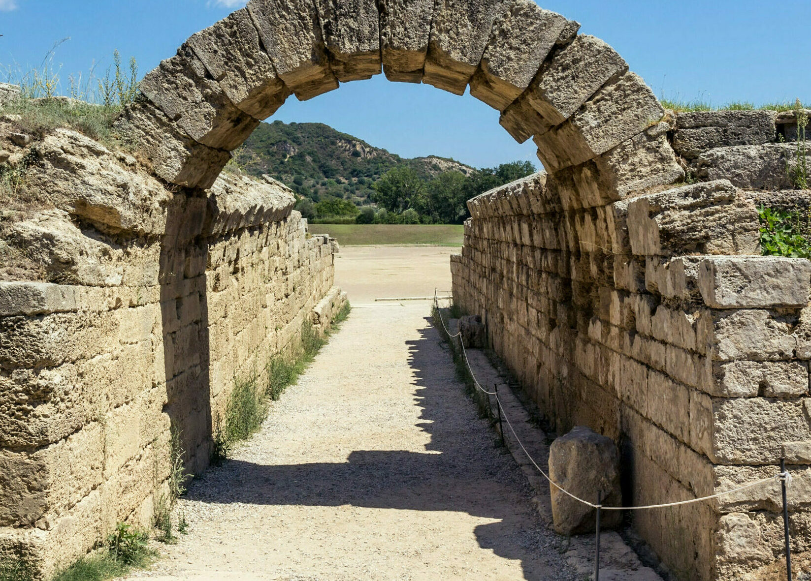 Peloponnese: Ancient Olympia – A Place full of history
