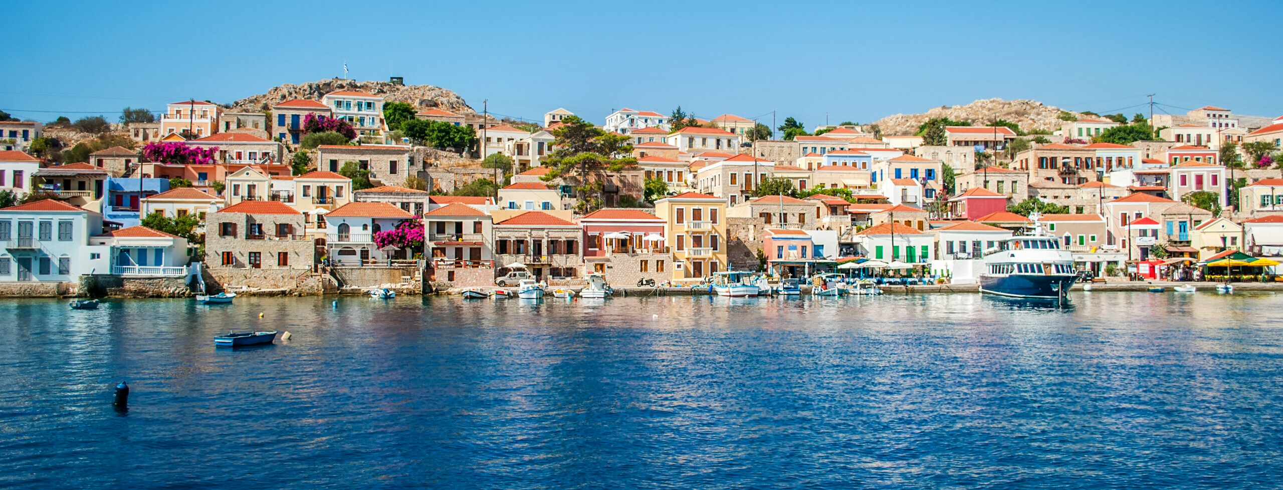 Chalki: The charming little paradise of the Dodecanese Islands