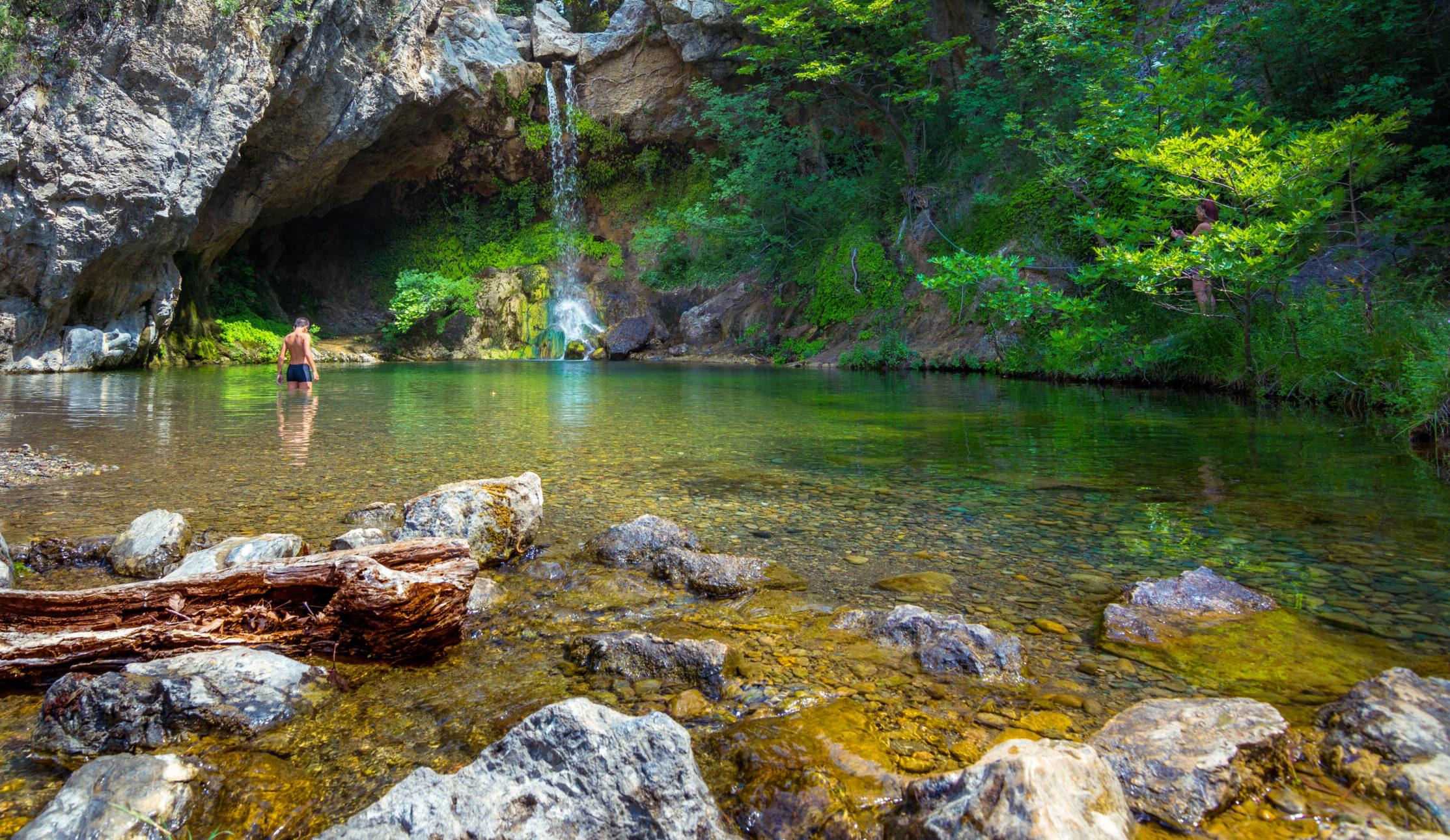 Drymonas, a perfect destination for a day trip