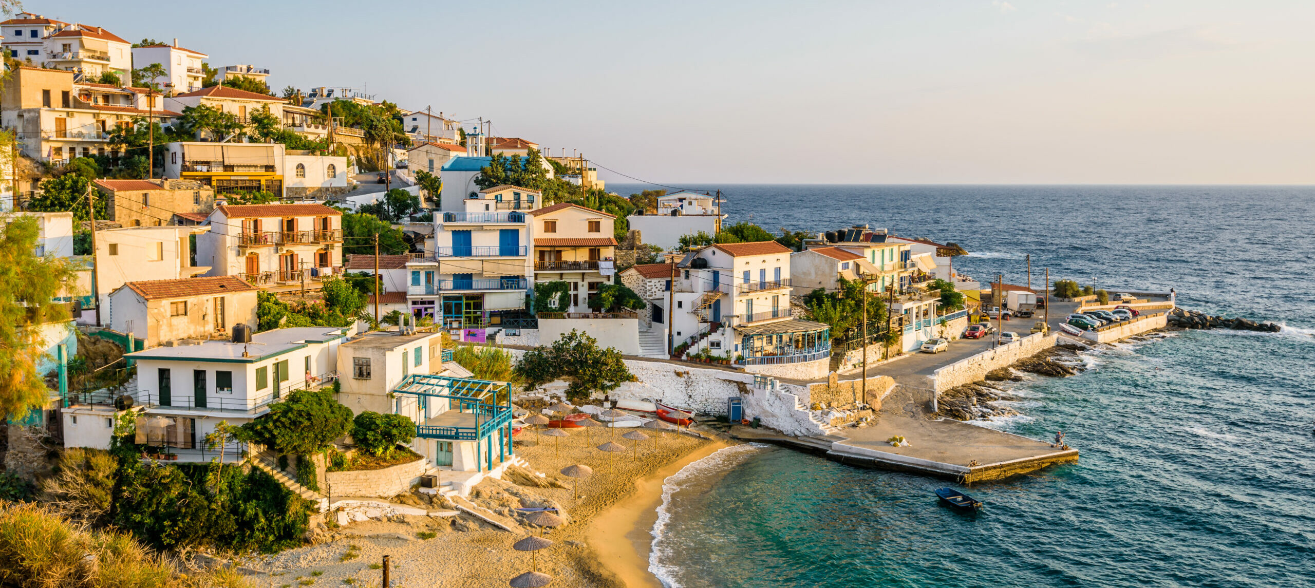 Ikaria: The way of life and the secret of longevity