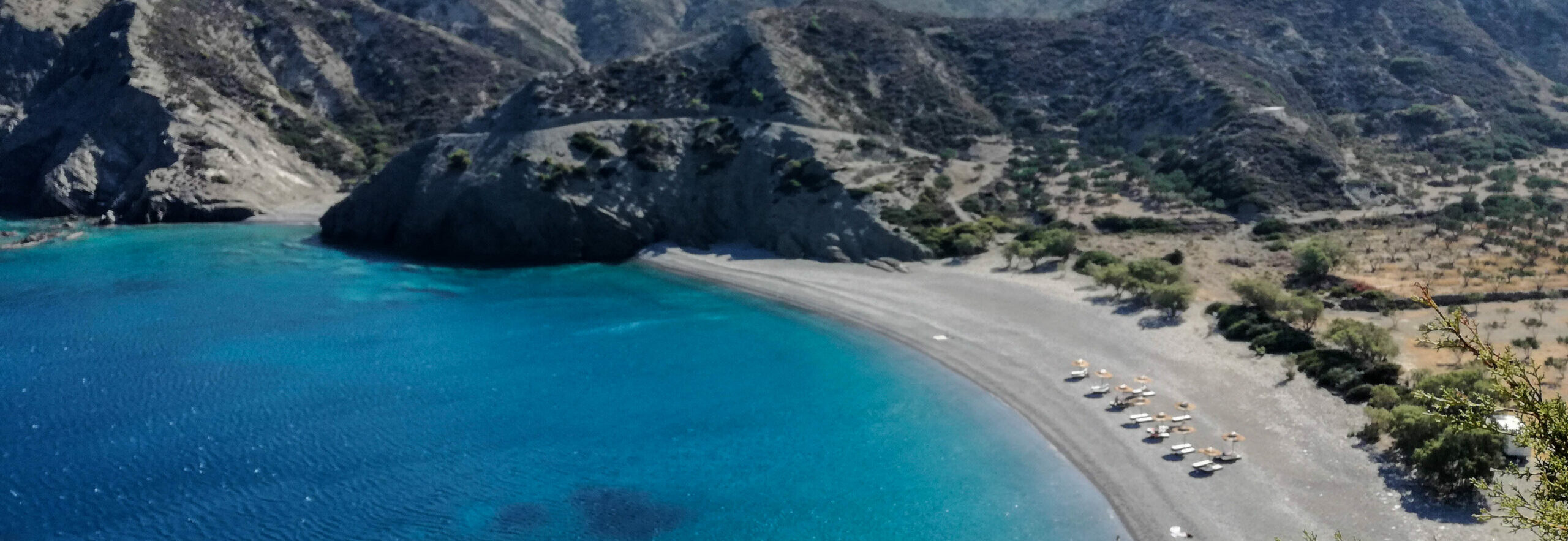 Karpathos: the island of 100 beaches