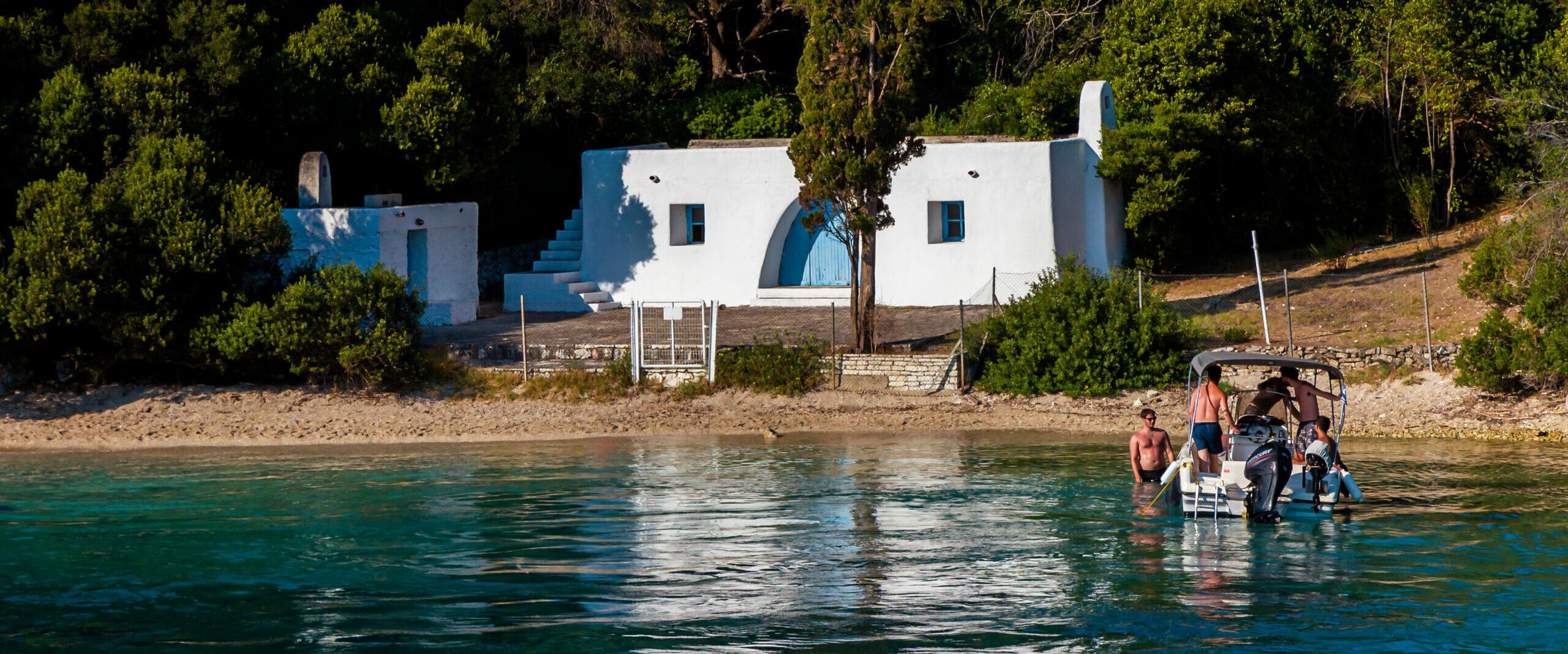 Scorpio: A world-renown Greek beach is being destroyed