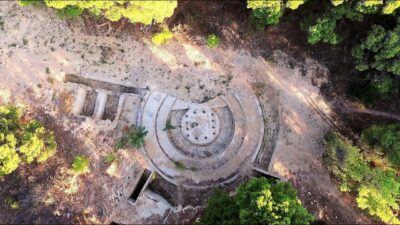 Attica: The unknown Hill of Ochirou in Rafina and its history