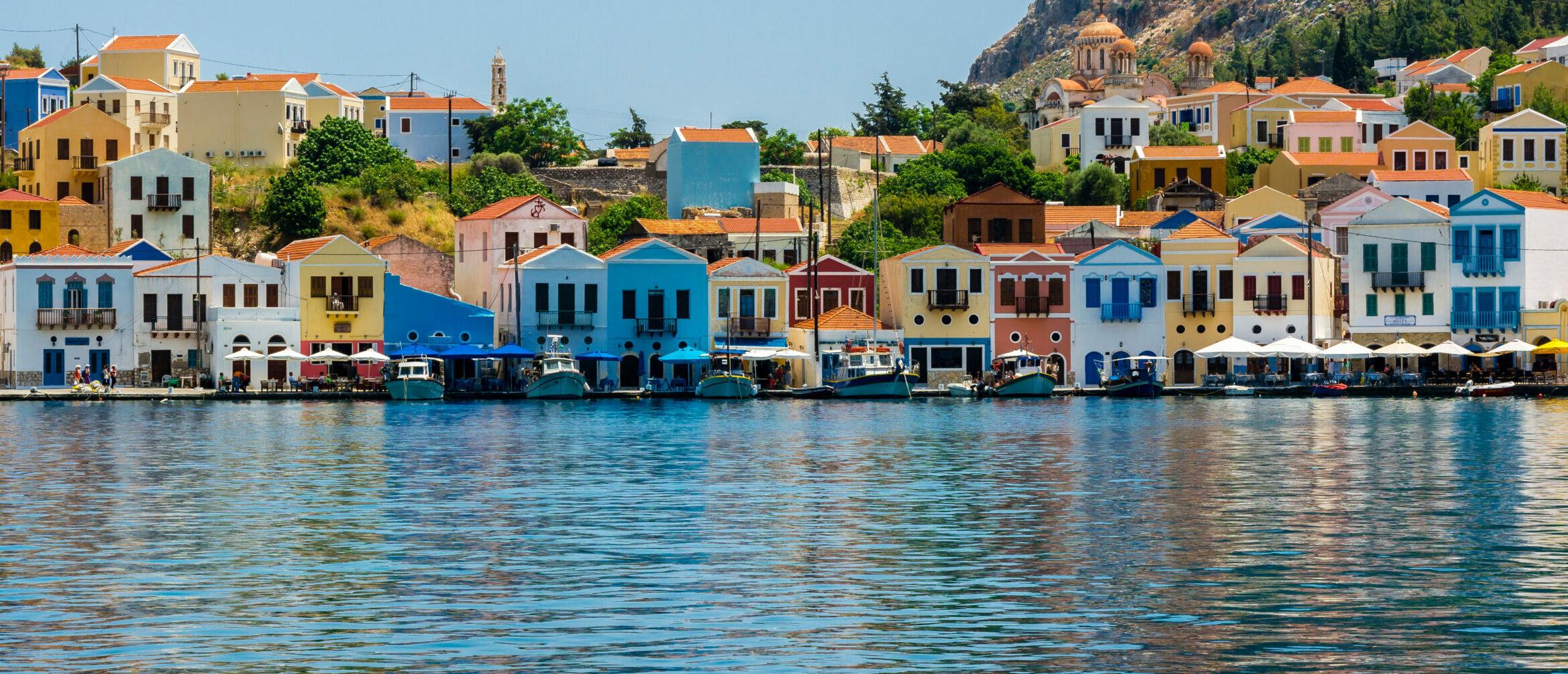 Kastellorizo: A dreamly island.