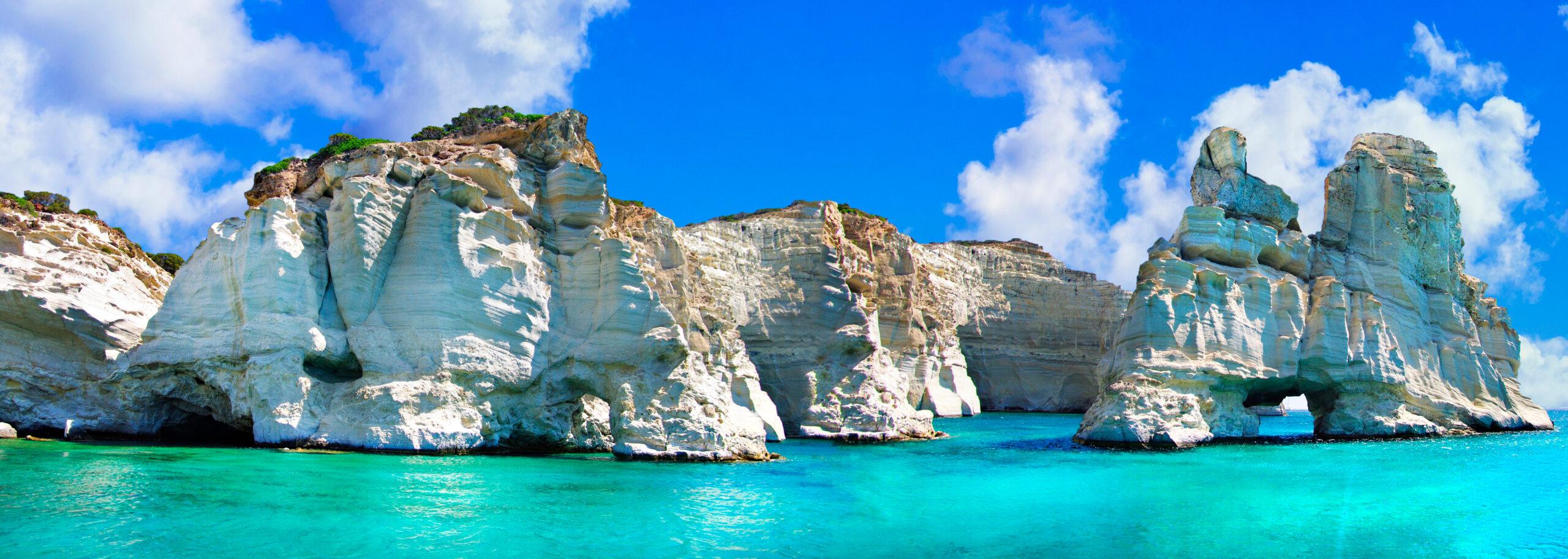Milos – The Thalassina Meteora of Greece: Where the pirates set up a base