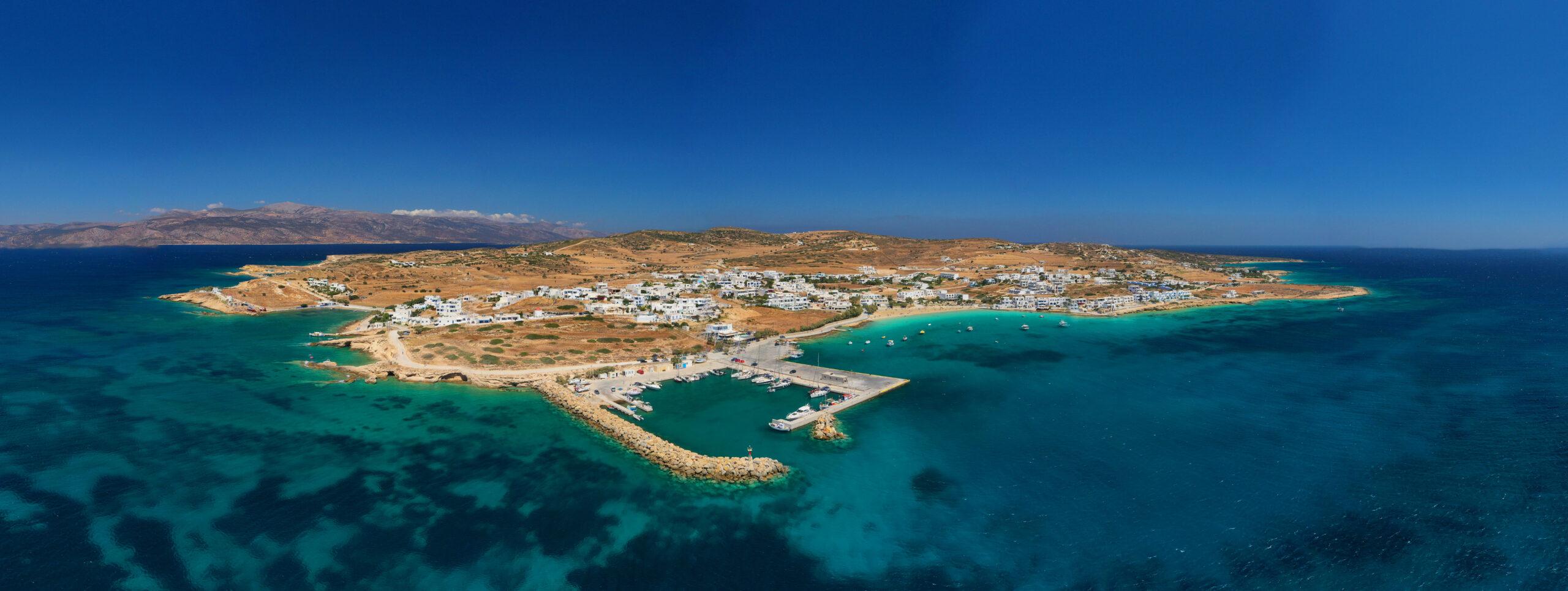 Koufonisia and their exotic beaches