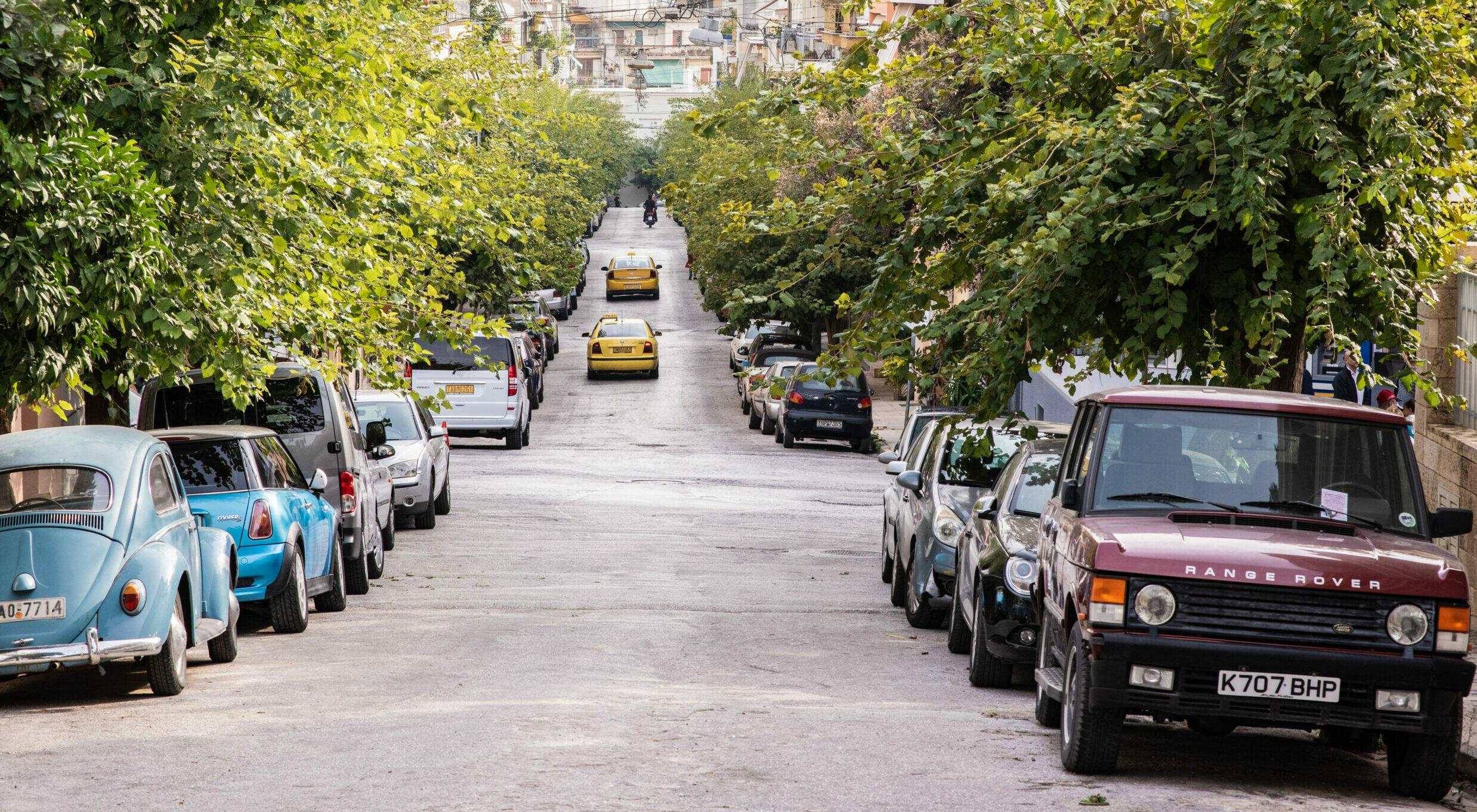 Athens: The neighborhood named after a bed factory