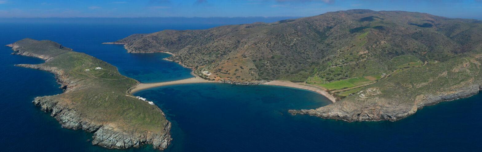 Kythnos: 92 beaches in one island