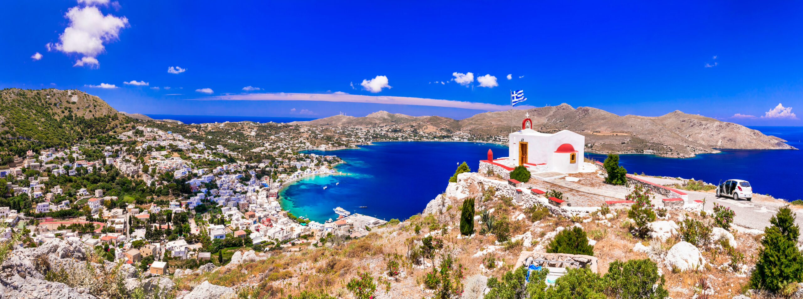 Escape to Leros, a gem in the Dodecanese