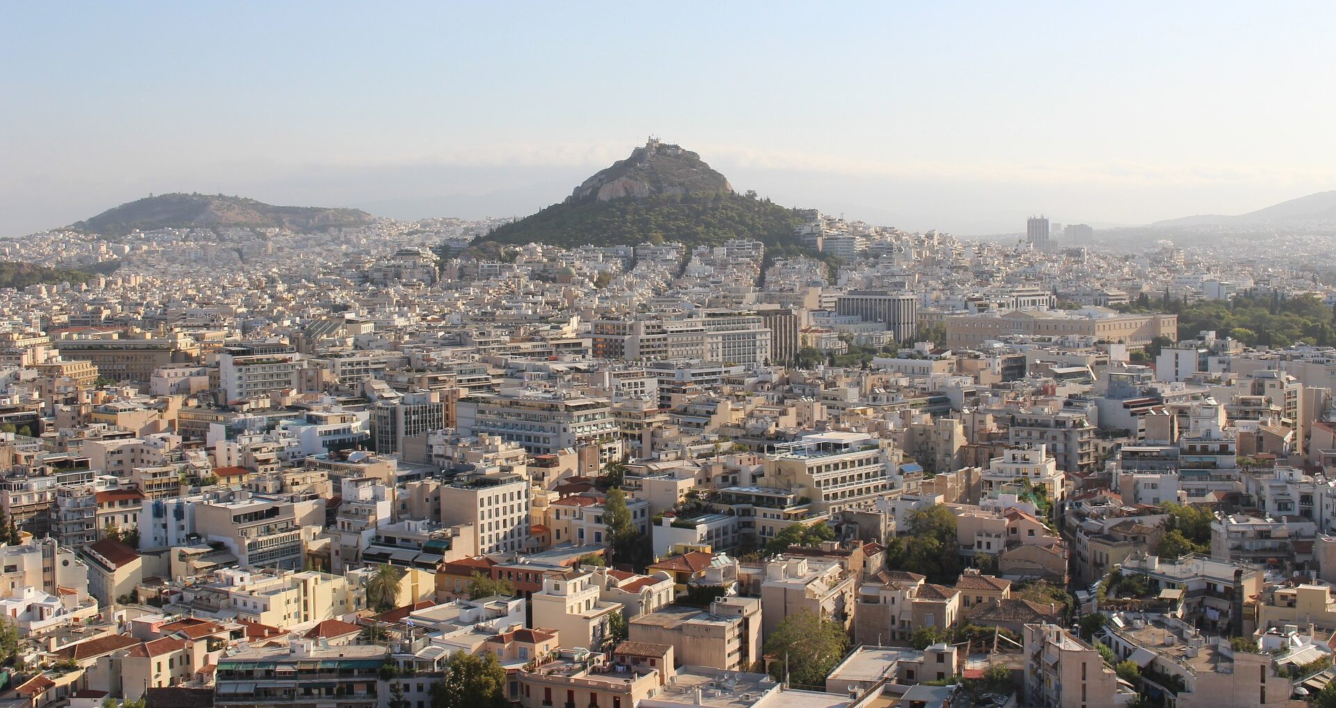 Lycabettus: What's changing on the conical hill of Athens