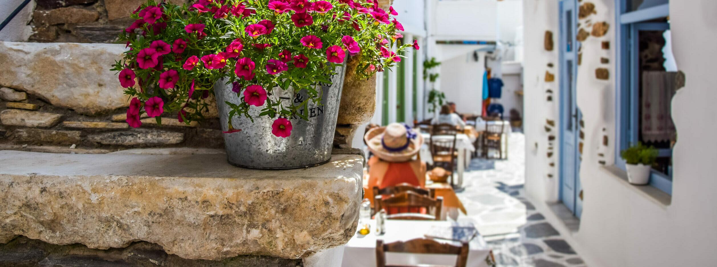 "Naxos: The ""melachrino"", a dessert that remains unforgettable"