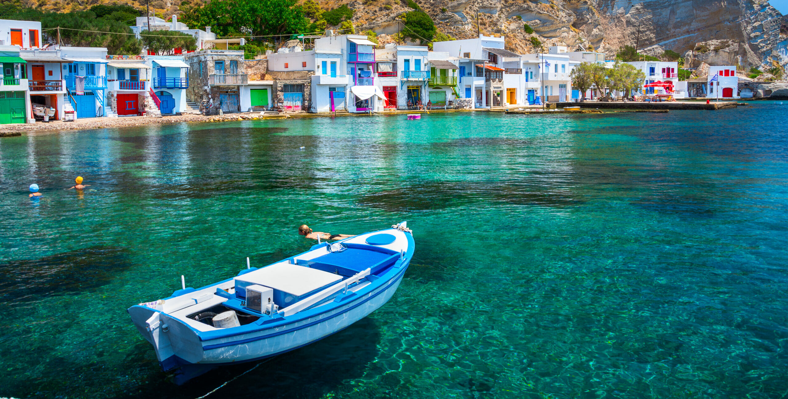 Milos: The recipe you should try on the island and cook for yourself