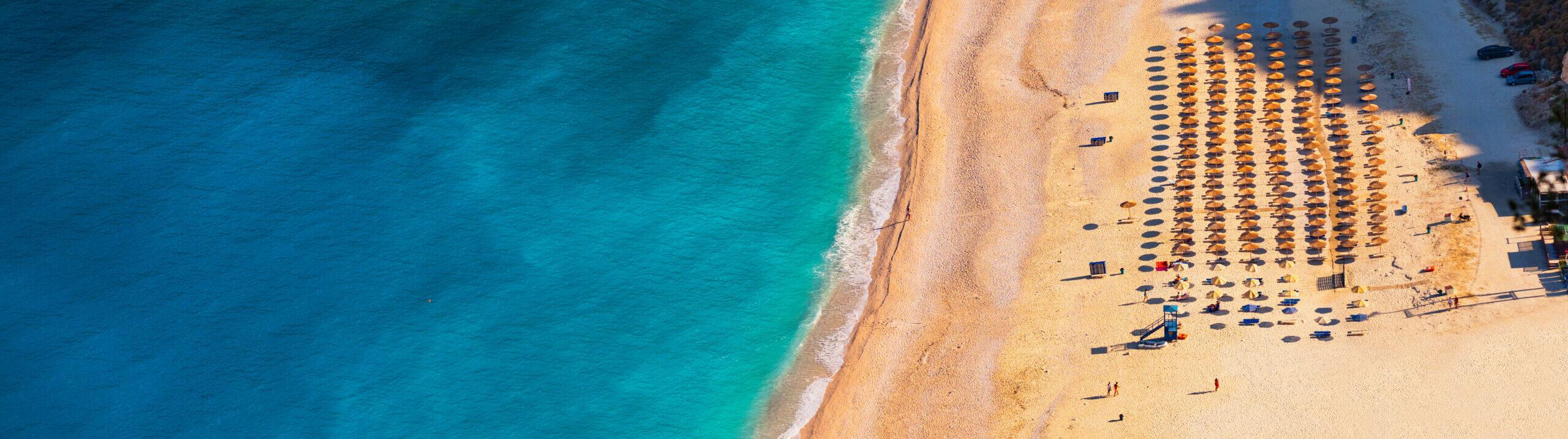 Myrtos- Kefalonia: A Paradise Beach