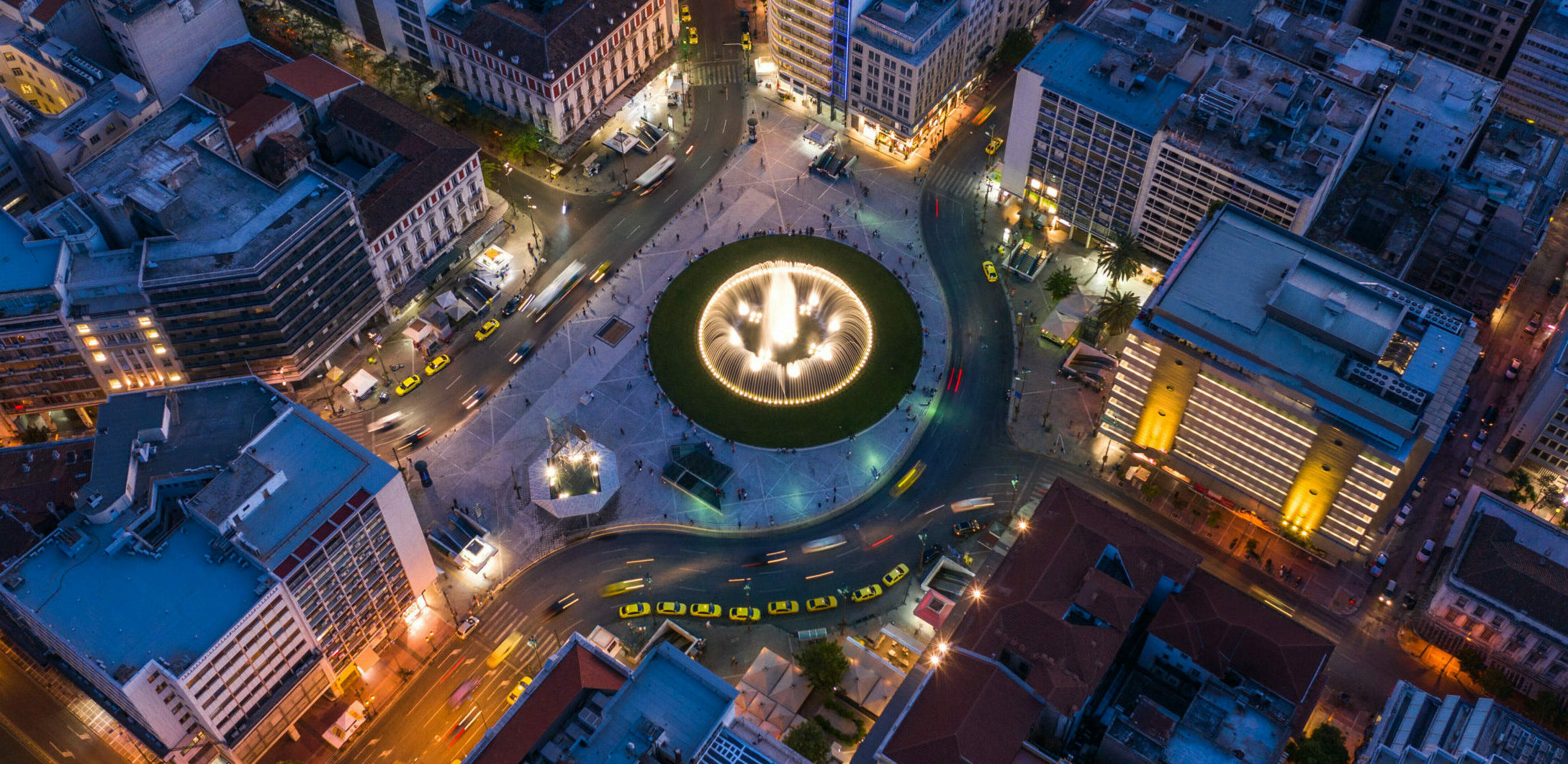 The 9 Muses of Omonia Square and the phrase that emerged from them
