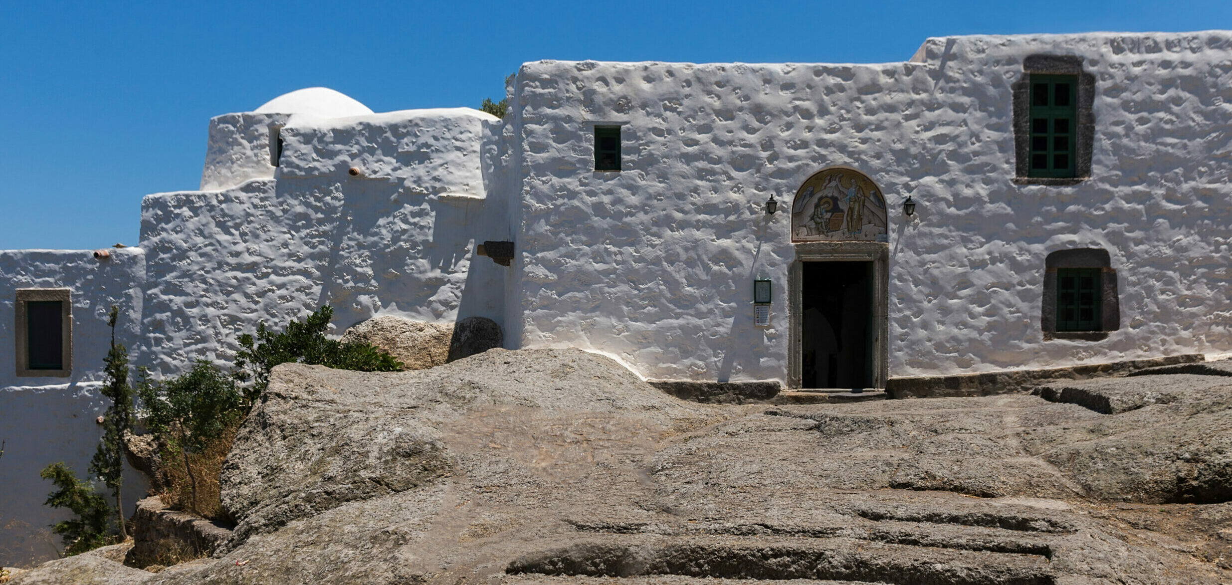 The Holy Cave that played a big role in the spread of Christianity