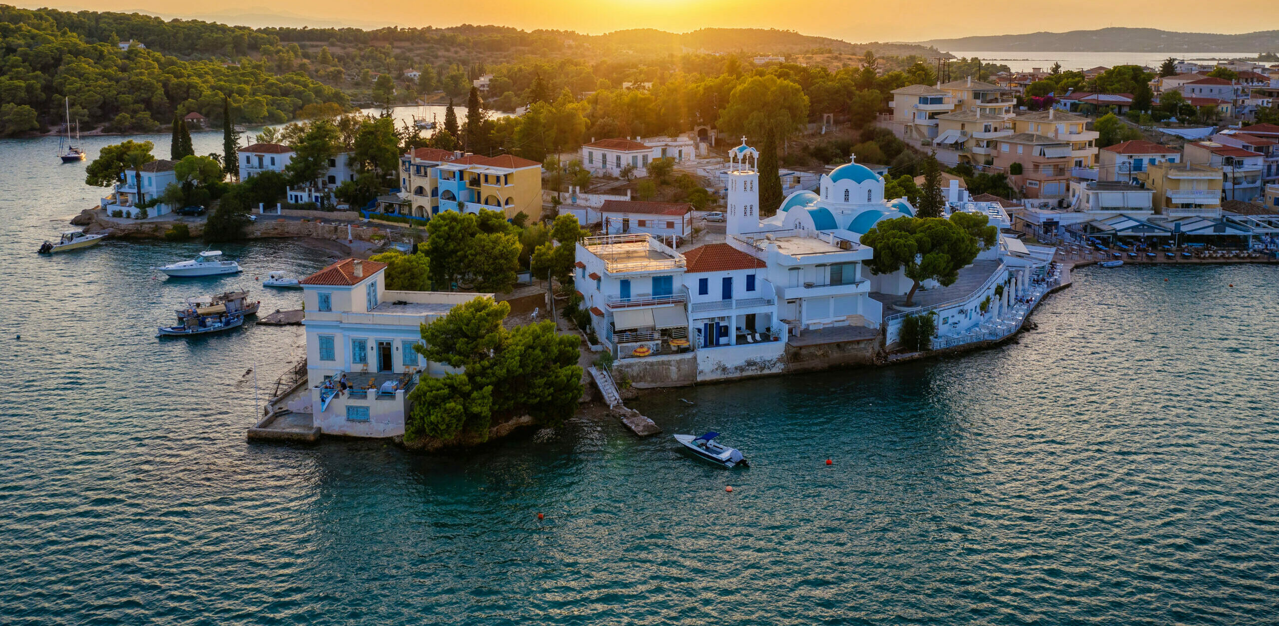 Porto Heli: check out the Riviera of the Peloponnese