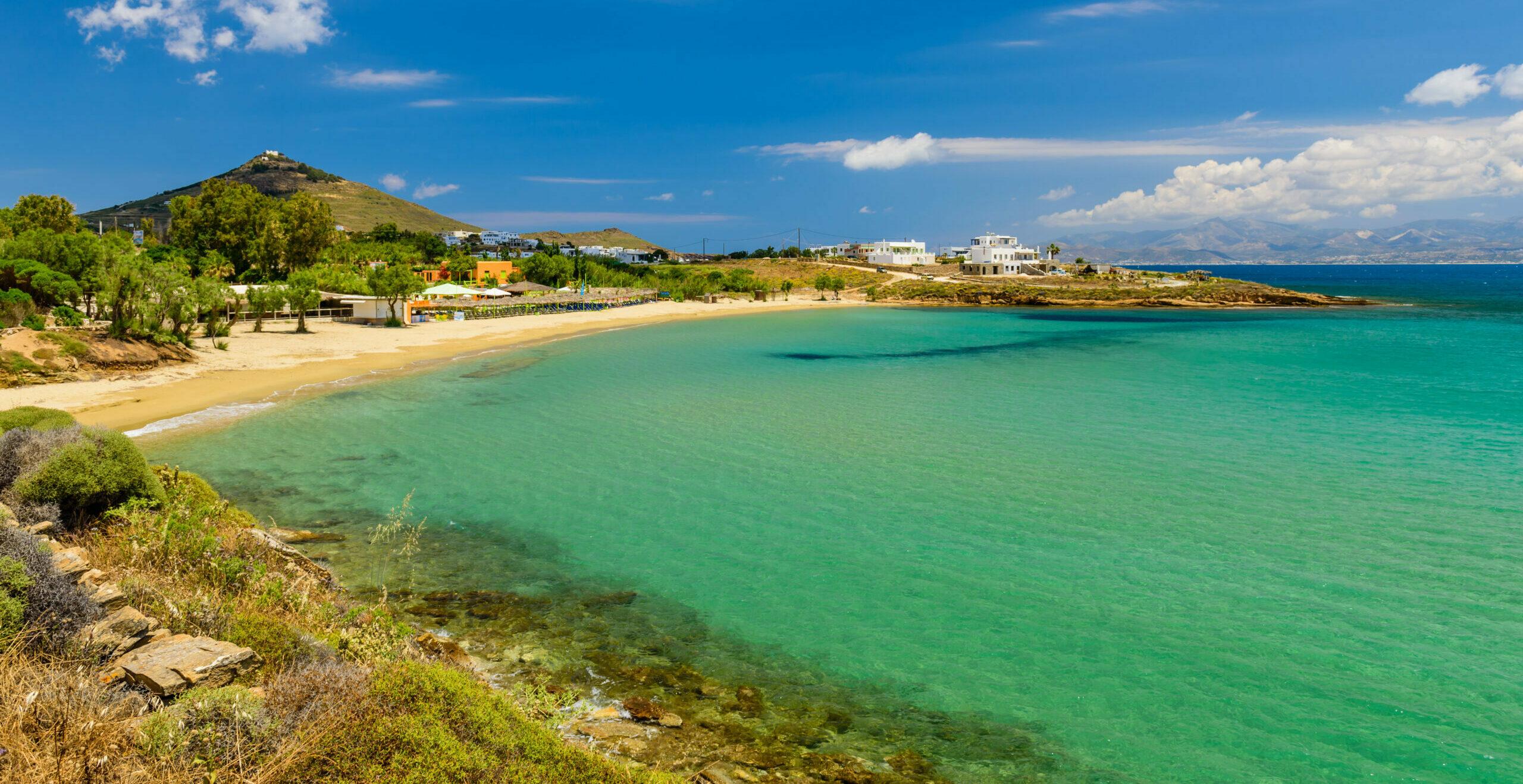 Punta: the beach you go by car and looks like an island