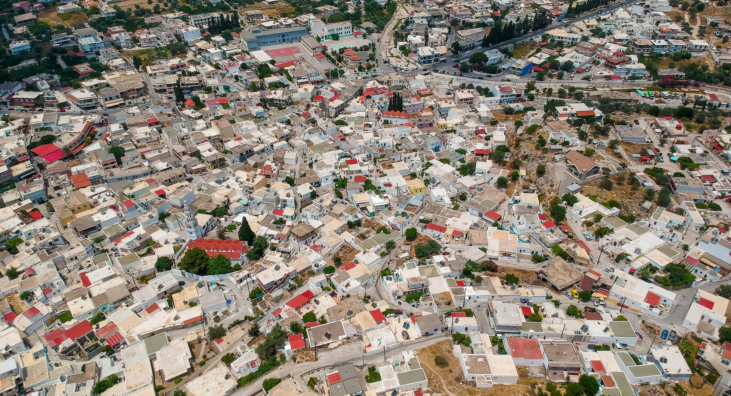 The Greek village that has its own distinct dialect
