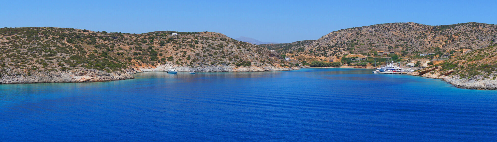 The Greek island of the Sun with its 18 beautiful beaches