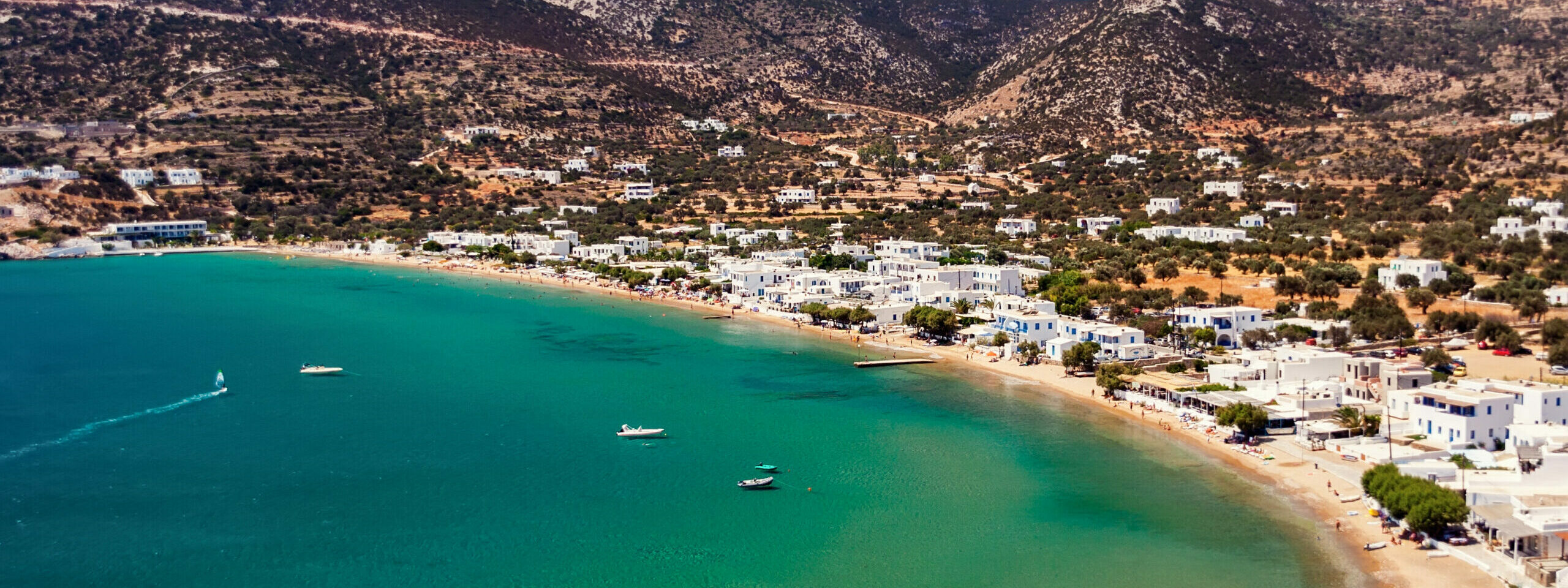 Five great reasons for a holiday on Sifnos