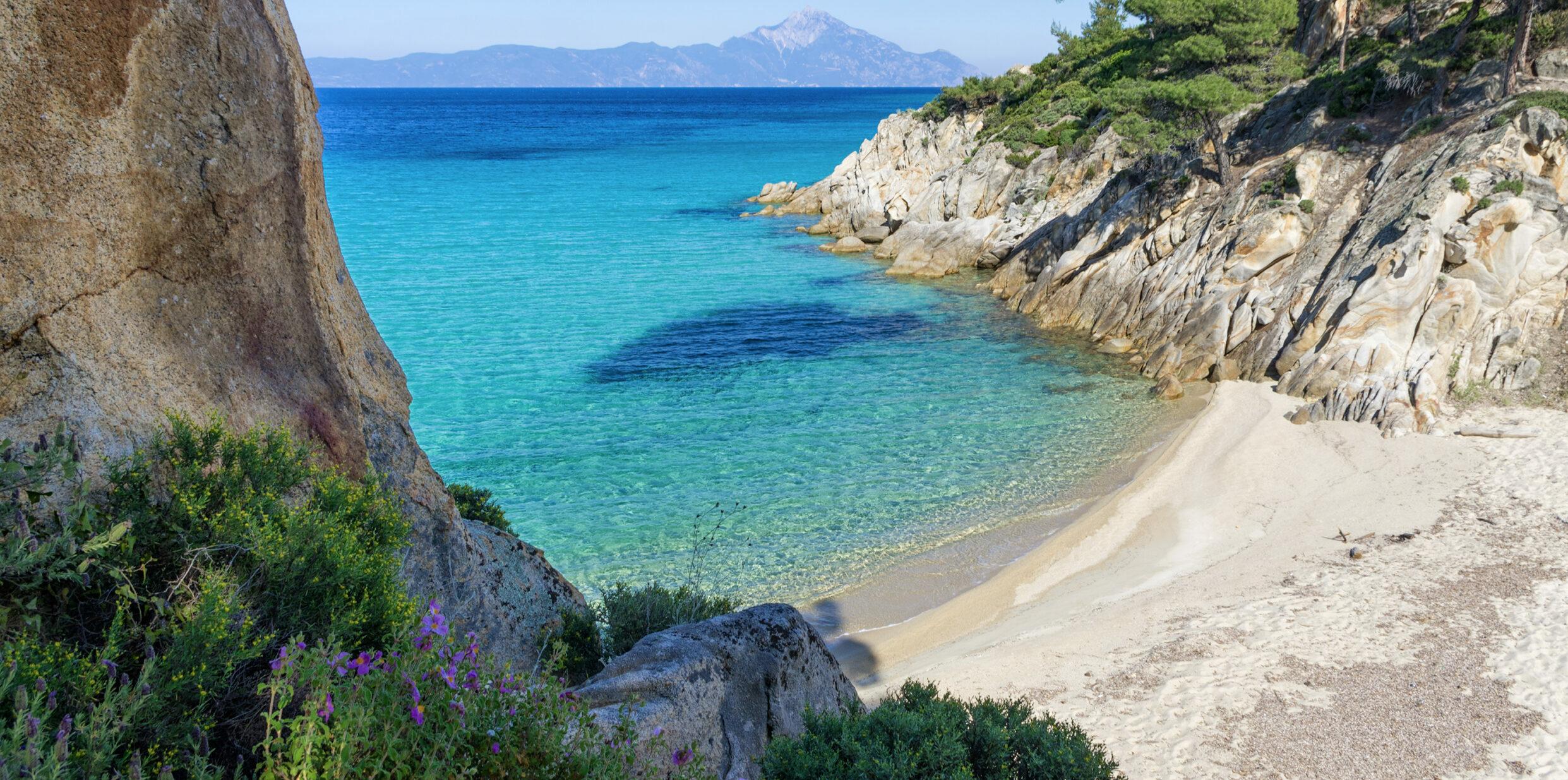 Halkidiki: The best beaches of Sithonia