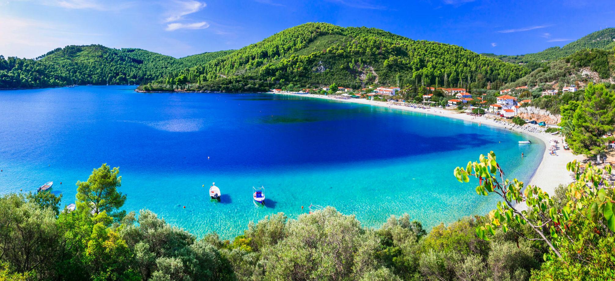 Three days on Skopelos, the greenest Aegean isle